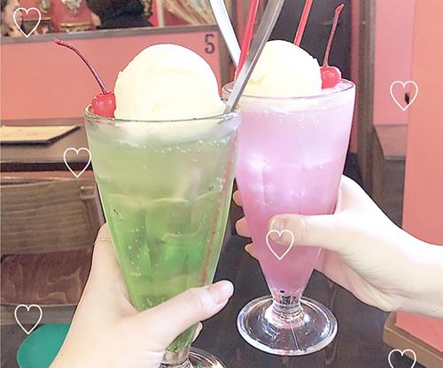 【全国】クリームソーダの季節がやってきた!見た目も味も楽しめる、おすすめカフェ5つ 〜私のお散歩旅〜