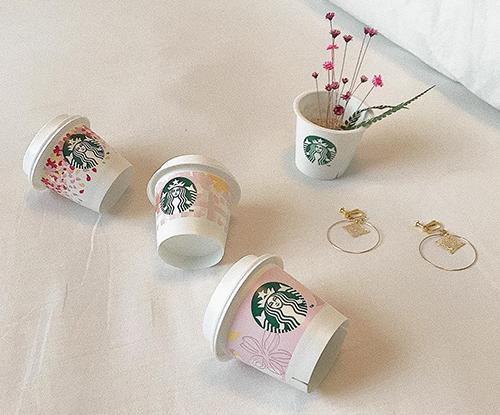 スタバのカップがおしゃれインテリアに変身♡自分だけのオリジナルグッズにDIY作戦