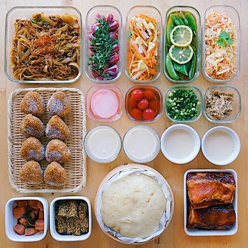 """お弁当女子はフォロー必須。""""作り置きおかずレシピ""""の参考にするべきインスタアカウント3つ"""