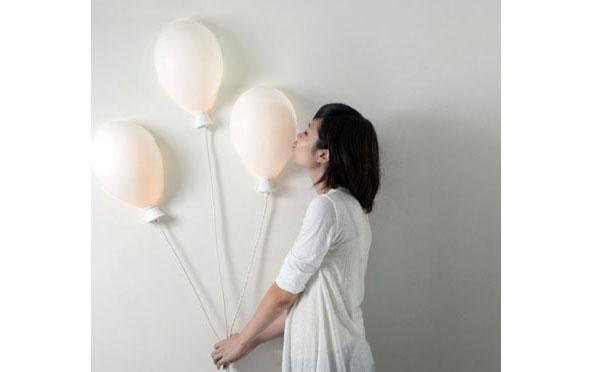 ドリーミーなデザインがかわいすぎ♡フワフワ浮いてるみたいなバルーン型ランプ