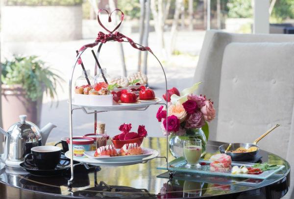 ハーゲンダッツ×東京マリオットホテルのコラボ企画「アフタヌーンティー」が今年も開催♡