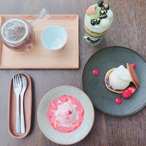 ハーゲンダッツ初の和スイーツ専門店「Häagen-Dazs 茶房」が銀座にOPEN♩一足早く行ってきた!