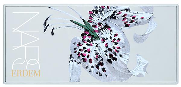 NARSの限定コラボコレクションが登場!艶やかな花が描かれた白のパレットはコスメフリーク必見♡