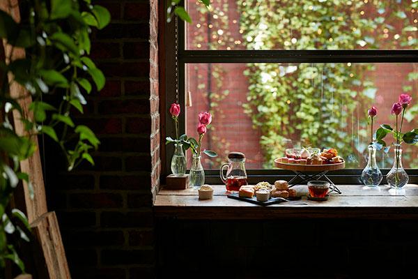 人気のフレンチトーストも♡限定アフタヌーンティーが青山フラワーマーケット 南青山本店のカフェに登場