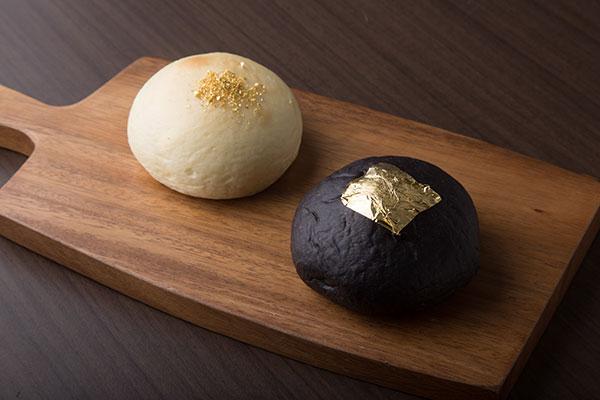 はちみつの老舗が手掛けるクリームパン専門店「キンイロ」が京都にオープン!限定の黒色パンが気になる♡