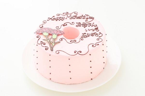 花より団子なママもハッピー♡可憐な花咲く「カーネーションケーキ」を贈ろう