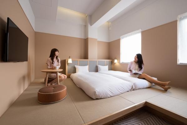 京都ステイの新たな選択肢。1人1泊7000円から泊まれる「RAKURO 京都」がオープン
