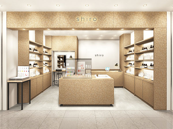 shiroの新店がルミネ池袋にオープン!素材にこだわりシンプルな発想でつくられたアイテムに注目