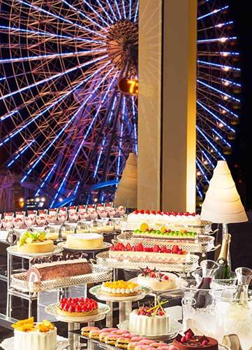 """ワインもスイーツも好きなだけ!横浜ベイホテル東急の満席必至スイーツブッフェ、7月は""""トロピカル""""がテーマ"""