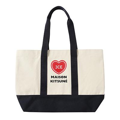キツネ柄がかわいい♡「3CE × MAISON KITSUNE」コラボコレクション第二弾が伊勢丹新宿店に登場!
