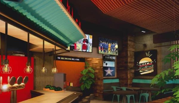 L.A.発のグルメバーガー「FATBURGER(ファットバーガー)」が渋谷109に4月28日オープン!