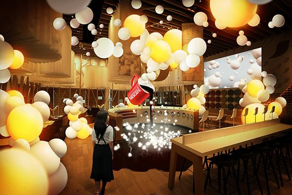 有名シェフ考案のスイーツが食べられる♡ネスカフェ×ネイキッドの期間限定カフェがオープン!