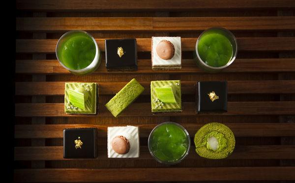 ひと口サイズがうれしい♡ニューオータニの人気ビュッフェ、新テーマは抹茶!メロン!チョコ!