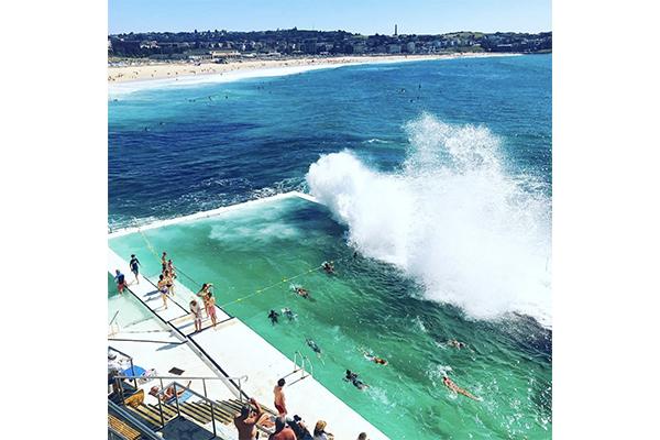 オーストラリアに行ったら要チェック♡ボンダイ・ビーチにある「巨大海水プール」が楽しそう…!