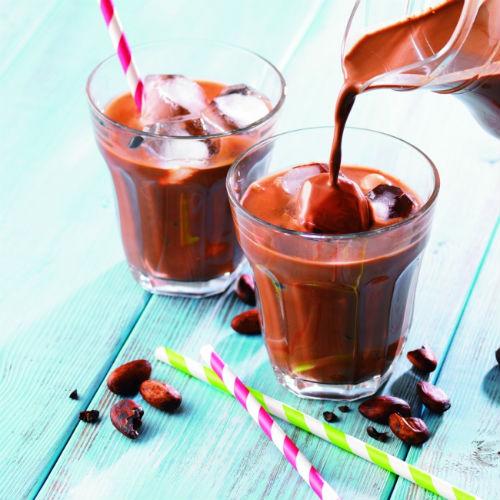 夏はひんやりアイスアレンジで♡ロイズにパウダータイプの「飲むチョコレート」が登場!