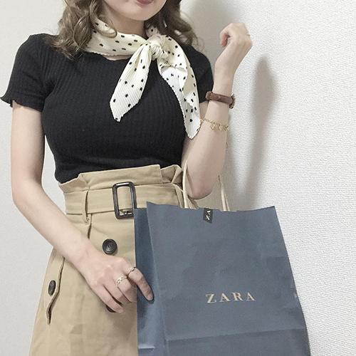 ZARAの新作アイテムをピックアップ!おしゃれさんの購入品を早速チェック♡