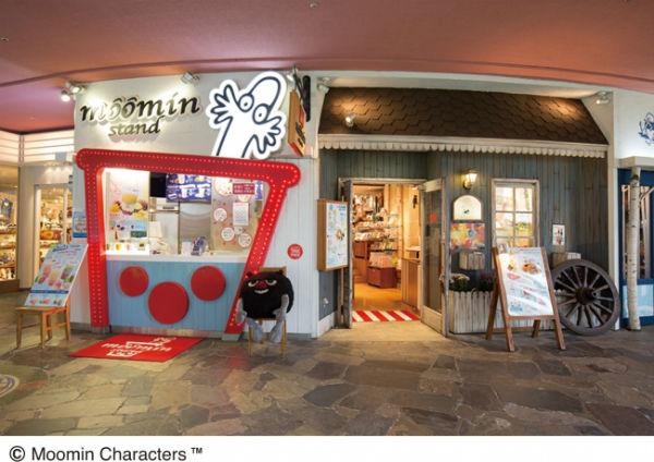 マシュマロのムーミンがぷかぷか♪ムーミンカフェのひんやり新作ドリンクがかわいすぎる♡