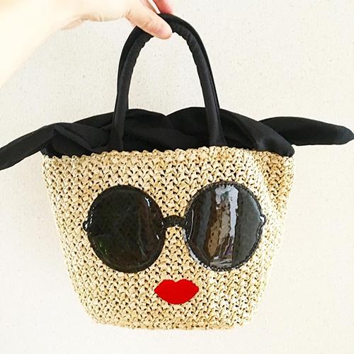 大好評につき再販決定!「a-jolie」のブランドムック本のかごバッグはこの夏、超使えるアイテムです♡