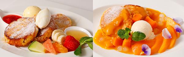 約10種類の贅沢パフェがお目見え♡「資生堂パーラー サロン・ド・カフェ」がラゾーナ川崎プラザにオープン!
