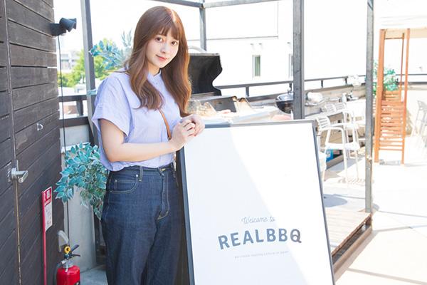 """都心で貸し切りBBQができる「REALBBQ PARK」。話題のスポットには""""おいしい""""以外にも魅力がいっぱいでした♡"""