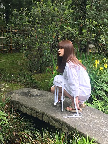 鮮やかカラーとフィルムカメラ風の加工にこだわりアリ。おしゃれガールのインスタ事情~外川礼子編~