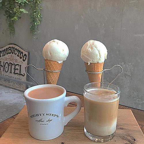"""ヘルシー・美味しい・かわいいの3拍子。罪悪感なく食べられる、おすすめ""""オーガニックアイス""""カフェ〜私のお散歩旅〜"""