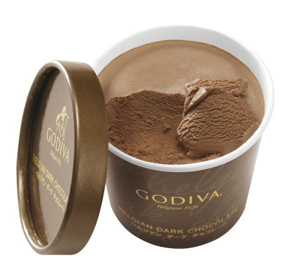 ゴディバのカップアイスに新作2種が仲間入り♩「タンザニアダーク&ミルクチョコレート」と「ヘーゼルナッツプラリネ」