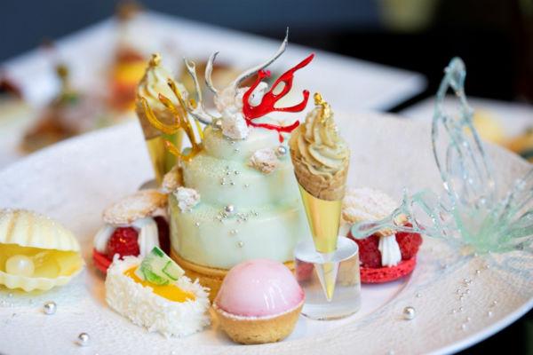 マーメイドの海がテーマ♡ザ・プリンスギャラリーの夏限定アフタヌーンティーがムービージェニック!