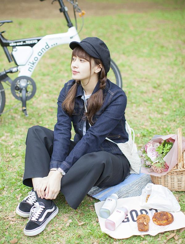 """#春の東京サイクリングで徒歩よりぐっと""""特別感""""。原宿〜代々木上原間のおすすめ旅♡"""