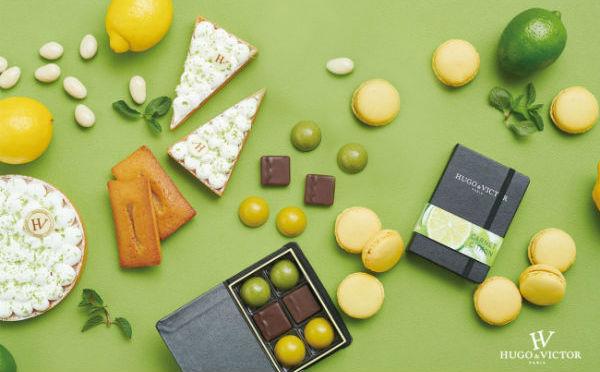 初夏に食べたいレモン味♡ユーゴ&ヴィクトールで期間限定「シトロンフェア」がスタート!