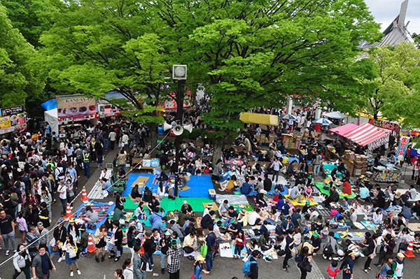 今週末のおすすめ東京イベント10選(5月12日~5月13日)