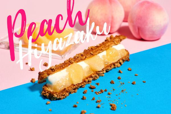 夏季限定「ピーチ」も新登場♩クロッカンシューザクザク「HIYAZAKU」が全国展開スタート!