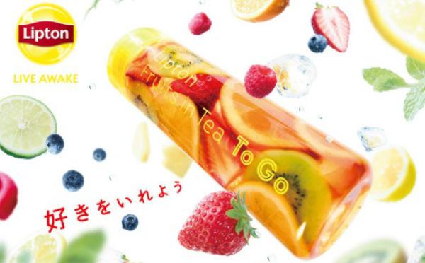 人気の期間限定「フルーツインティー」がパワーアップして今年も表参道&大阪にOPEN♩