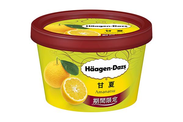 ハーゲンダッツ新シリーズ「春摘み紅茶香る 白桃のタルト」がローソン&ナチュラルローソンで期間限定発売