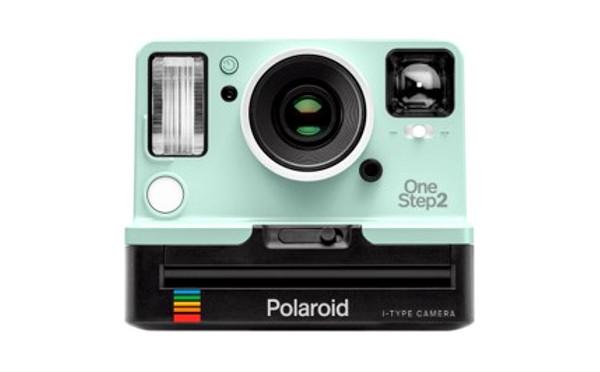 レトロなのにハイテク!?「Polaroid OneStep 2」に限定色の「ミントグリーン」が新登場