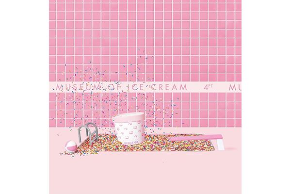 「アイスクリーム・ミュージアム」のポップアップストアがNYに登場。カラフル空間にキュンとしちゃう♡