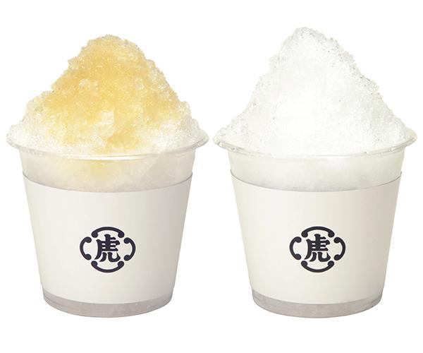 """カジュアルに立ち寄れる「TORAYA AOYAMA」がオープン!白餡を使った""""かき氷""""がおいしそう♡"""
