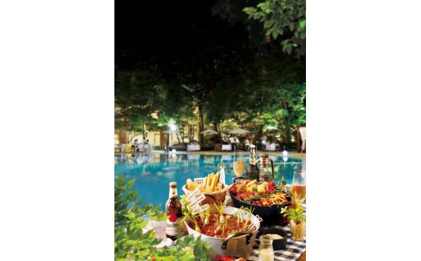都内でリゾート気分を満喫♡グランドプリンスホテル新高輪のプールサイドで過ごす宿泊プランをCHECK