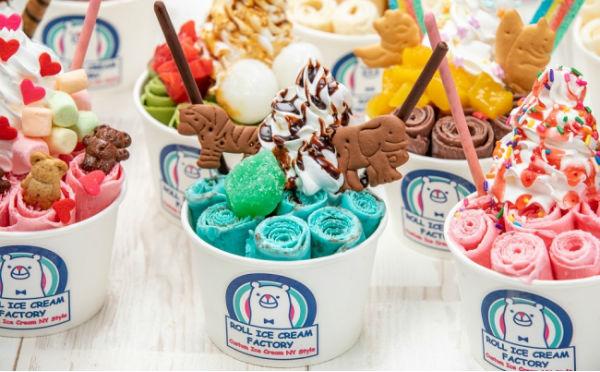 ロールアイスクリームファクトリーがついに中京エリア初進出!行列必至の名古屋店がラシックにOPEN