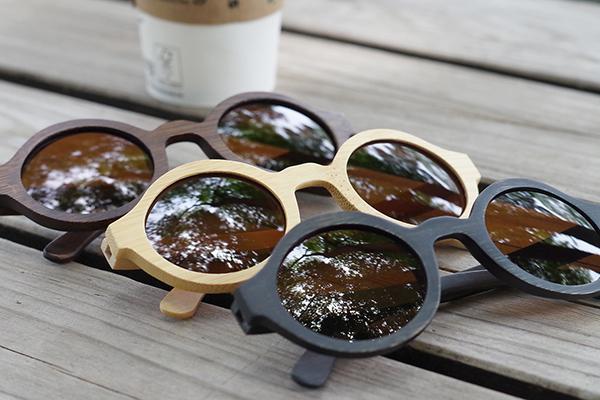 夏に向けてオーダーしたい♡天然木のハンドメイドサングラス「Apollon」がかわいい!