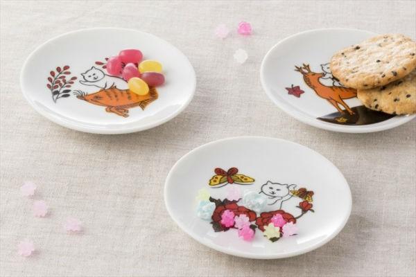 SNSで人気のねこグッズ「花札ねこ&ねこ茶商」がヴィレヴァンオンラインで続々取り扱いスタート!