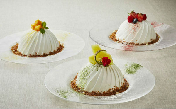 ケーキみたいなかき氷&カルピスコラボ♩ロイヤルパークホテルの期間限定スイーツが魅力的♡