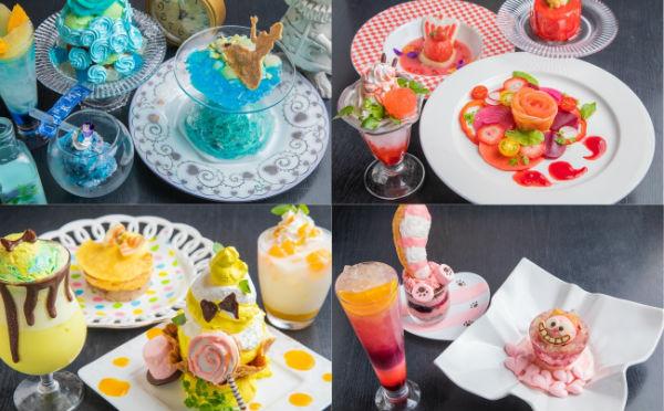 アリスレストランの夏限定「カラフルアリスフェス」が今年も開催♡パワーアップしたメニューをチェック!