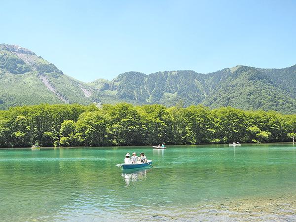 夏でも涼しい長野県・上高地に女子旅!東京から約3時間で自然の絶景が楽しめるスポット満載♡