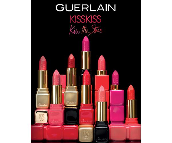 リップスティック「キスキス」の人気カラーが限定パッケージで♡ゲランのフォール コレクションに注目