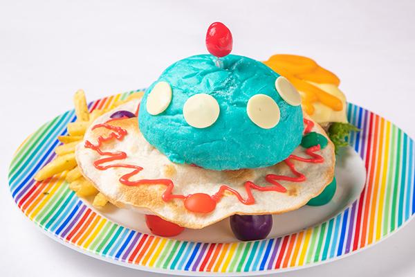 原宿のKAWAII MONSTER CAFEで3周年記念フェアが開催!キモかわいいメニューが気になる♡