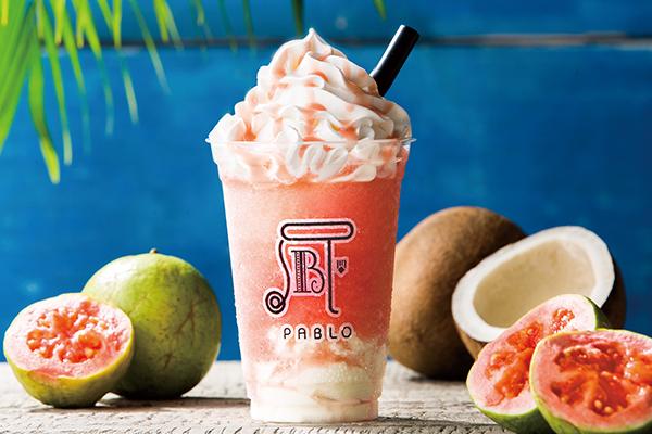 パブロから夏にぴったりなスムージーが登場!エキゾチックに香る「真夏のグアバとココナッツ」♩