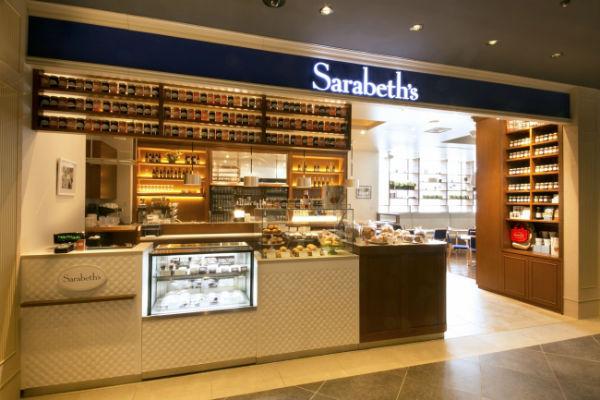 NY発・サラベスに店舗限定メニューが続々登場!夏にぴったりの抹茶&マンゴー&ピーチがお目見え♩
