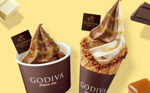 限定店舗だけのお楽しみ♡ゴディバに夏季限定ソフトクリーム「キャラメルゆず」がお目見え♩