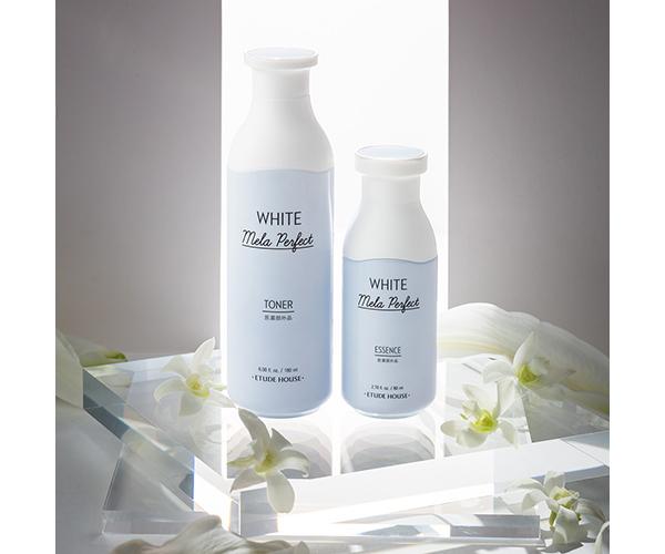 牛乳瓶みたいなパッケージがキュート♡エチュードハウスの美白スキンケアアイテムがリニューアル